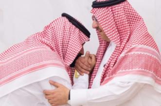 بالصورة .. محمد بن نايف أول المبايعين لمحمد بن سلمان بولاية العهد - المواطن