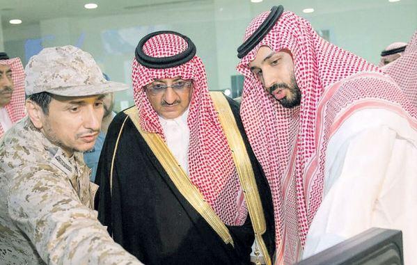 محمد-بن-نايف-ومحمد-بن-سلمان