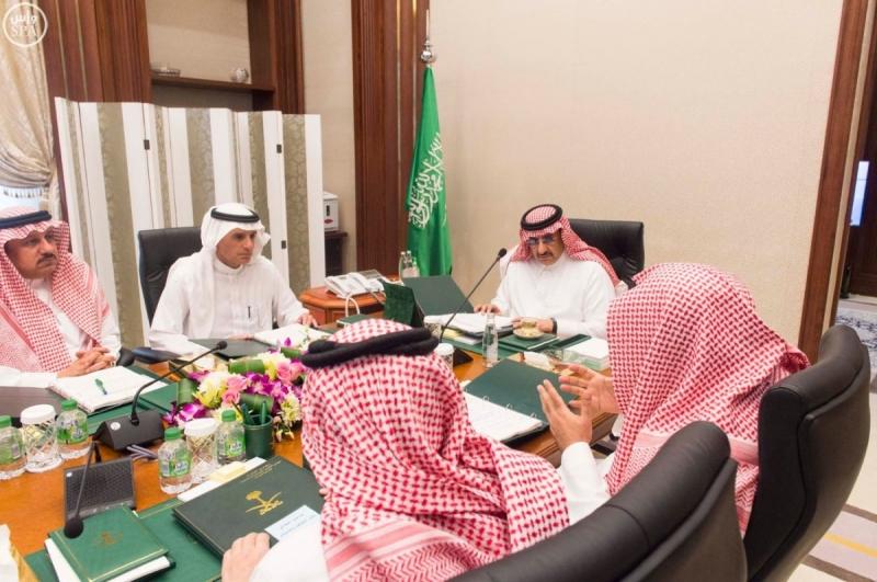 محمد بن نايف يرأس اجتماع (2)