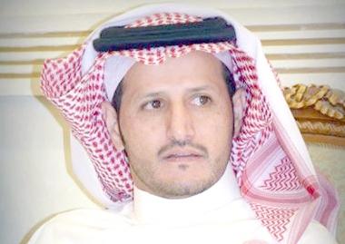 محمد عبدالرحمن الزهراني رئيس نادي العين بالباحة