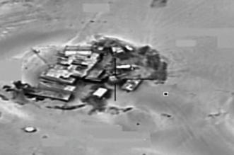 طيران التحالف يقصف مخابئ سرية للحوثي - المواطن