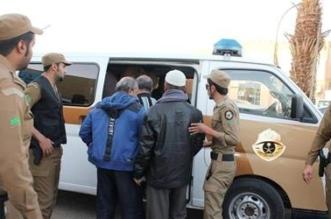 حصيلة عام وشهر.. ضبط 2096071 مخالفًا في المملكة - المواطن