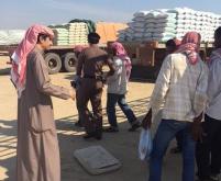 بالصور.. الإطاحة بسبعة مخالفين لنظام العمل في #الخفجي - المواطن