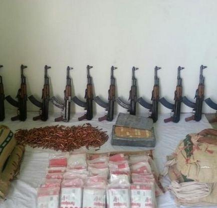 مخدرات-واسلحة