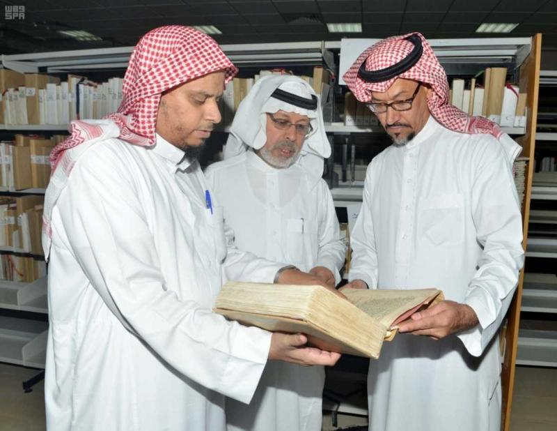مخطوطات مكتبة المدينة (1)