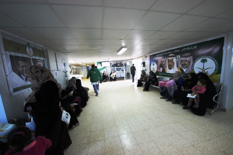 مخيم الزعتري (1) 