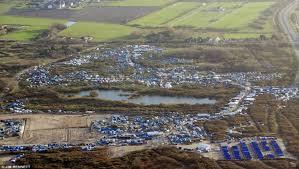 مخيم كاليه