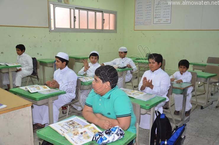 مدارس النطاق الأحمر في نجران 11