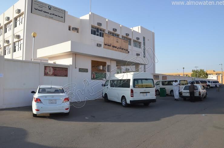 مدارس النطاق الأحمر في نجران 16