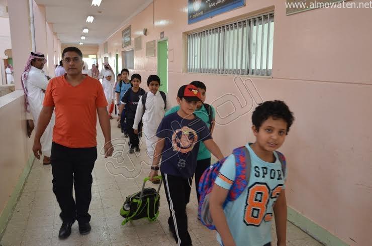 مدارس النطاق الأحمر في نجران 3