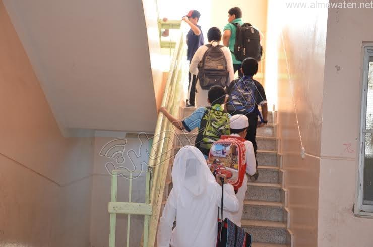 مدارس النطاق الأحمر في نجران 4