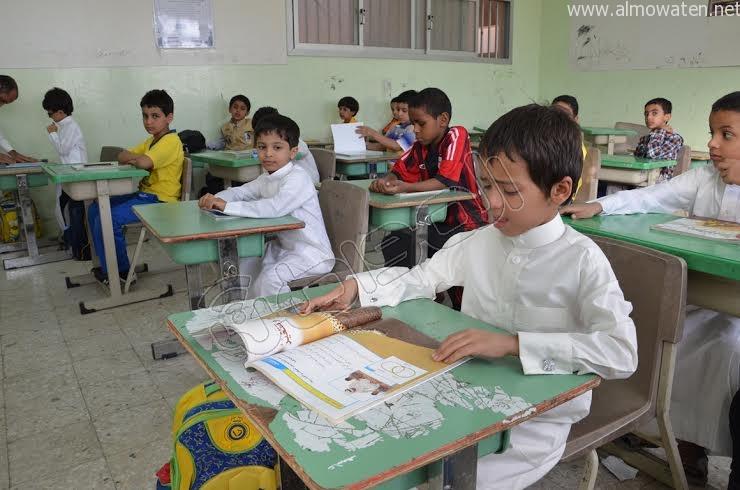 مدارس النطاق الأحمر في نجران 8
