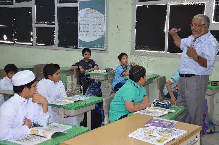 مدارس النطاق الأحمر في نجران 9