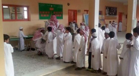 مدارس مدرسه مدرسة طابور فسحه مقصف طالب