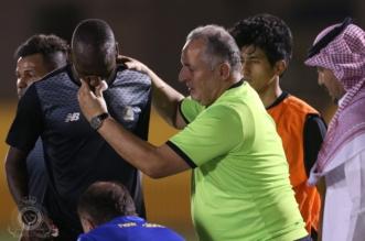 مدافع النصر يتعرض لإصابة قوية قبل انطلاقة الموسم الجديد - المواطن