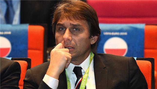 مدرب المنتخب الإيطالي، أنطونيو كونتي