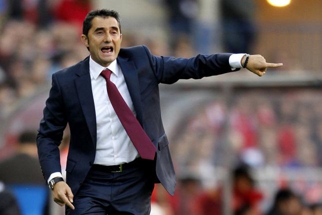مدرب برشلونة: لا شيء مستحيل أمام ريال مدريد