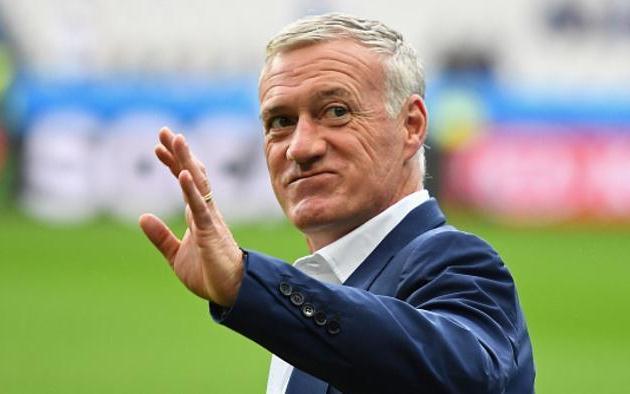 مدرب منتخب فرنسا ديدييه ديشان