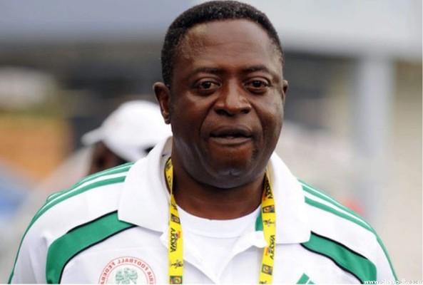 مدرب نيجيريا السابق شايبو أمودو