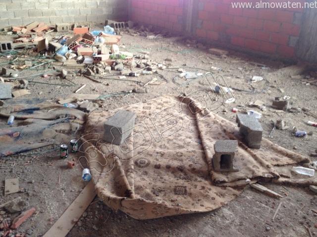 مدرسة متعثرة تجمع مجهولي الإقامة وأرباب السوابق والأطفال بالخميس (9)