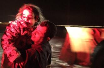 مدني البدائع ينقذ 24 شخصًا احتجزهم السيل داخل منازلهم - المواطن