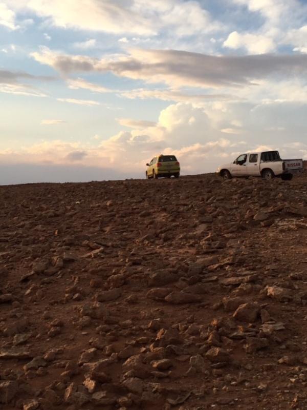 مدني #الشمالية ينقذ 11 شخصًا علقت مركباتهم في الأمطار  (3)