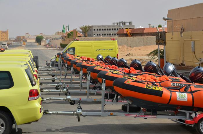 مدني-القصيم-يستعد-للامطار (4)