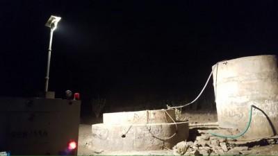 مدني الليث ينتشل جثة خمسيني من بئر
