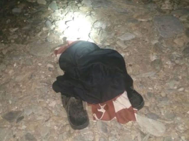 مدني   بارق   ينتشل جثة أفريقي1