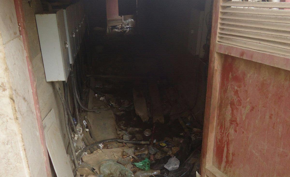 مدني صامطة يغلق فندق مخالف (2)