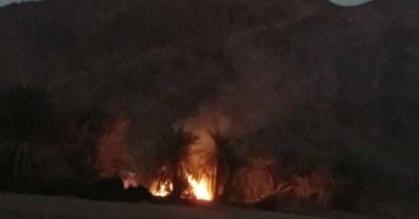 مدني-ينبع-يخمد-حريق-بمزارع-ابوقرن (4)