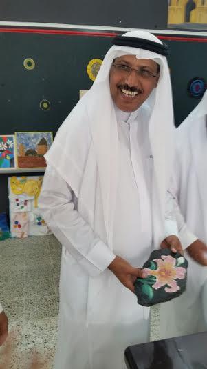 مدير إدارة التعليم بمحافظة المخواة8