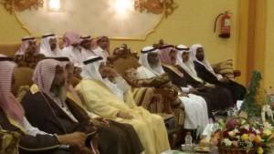 مدير الأحوال المدنية بجازان يحتفل بمناسبة تقاعده