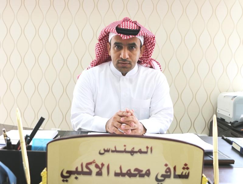 مدير ادارة شؤون المباني بتعليم بيشة شافي بن محمد الجيهاني