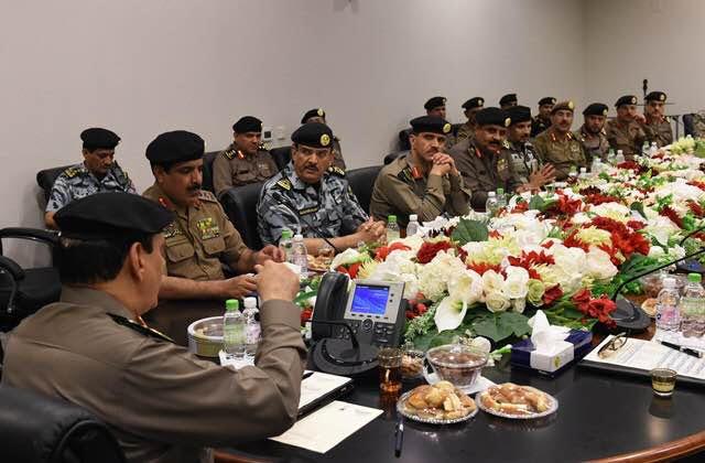 مدير الأمن العام يقف على تكامل الاستعدادات لخدمة ضيوف الرحمن5