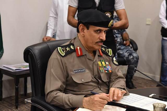مدير الأمن العام يقف على تكامل الاستعدادات لخدمة ضيوف الرحمن8