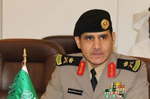 مدير الادارة العامة للعلاقات والاعلام بوزارة الداخلية اللواء محمد بن عبدالله المرعول