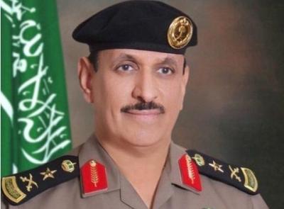مدير الامن العام الفريق عثمان بن ناصر المحرج