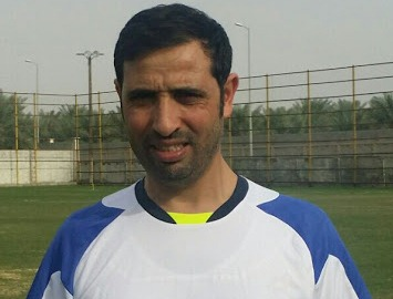 مدير الفريق الاول لنادي السروات سعيد البكري