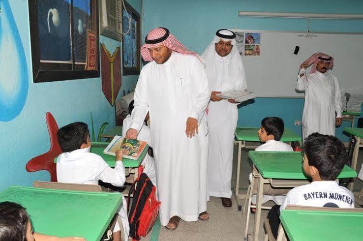 مدير #تعليم_الخرج يوجه بإزالة كل العوائق لإنجاح العام الدراسي - المواطن