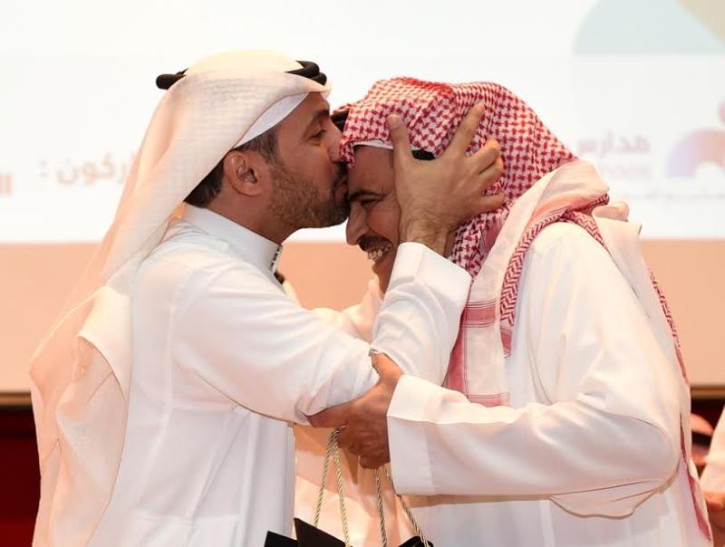 مدير تعليم الرياض يكرم 83 متقاعدا بمكتب الشمال1