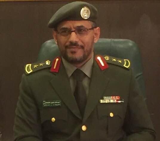 مدير جوازات منطقة عسير المكلف العقيد  عبدالله بن عايض القحطاني