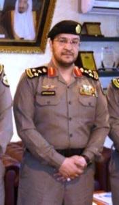 مدير شرطة الطائف .. العميد محمد الحارثي