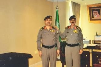 """اللواء الزهراني يقلد """"الشهري"""" مدير شرطة القطيف رتبته الجديدة - المواطن"""