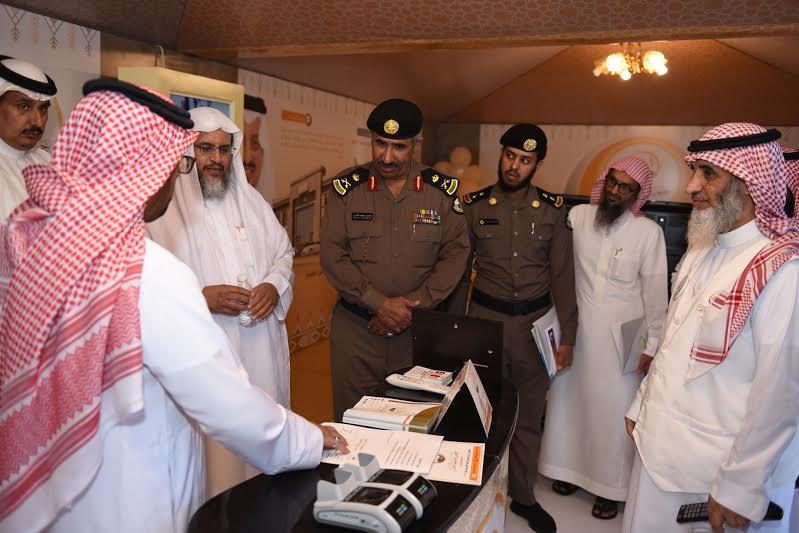 مدير شرطة عسير يزور خيمة أبها السياحية الدعوية 5