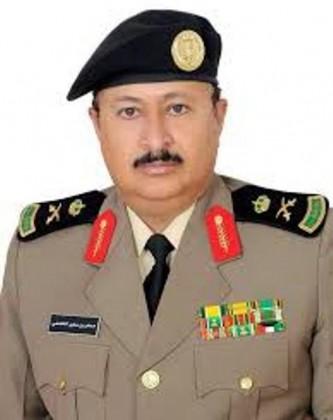 مدير شرطة منطقة الباحة اللواء مسفر بن سفير الخثعمي