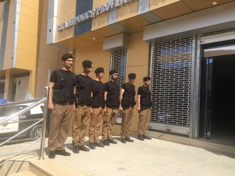 مدير شرطة منطقة الرياض يدشن مقر إدارة دوريات أمن المحافظات