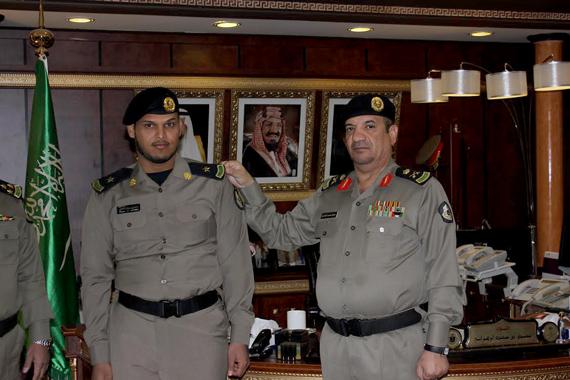 مدير شرطة منطقة تبوك - اللواء  معتوق الزهراني