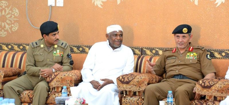 مدير شرطة منطقة جازان اللواء ناصر بن صالح الدويسي  1