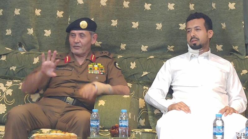مدير شرطة منطقة جازان اللواء ناصر بن صالح الدويسي 3